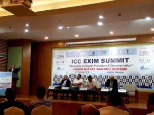 "MCCI organised the EXIM Workshop on ""Export Procedure & Documentation """